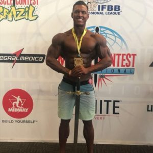Carlos DeOliveira Wins 2018 Musclecontest Brazil