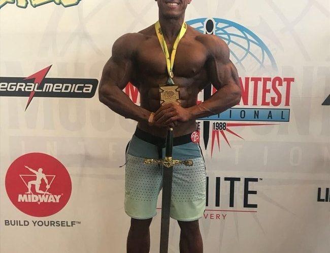 Carlos DeOliveira Wins 2018 Musclecontest Brazil