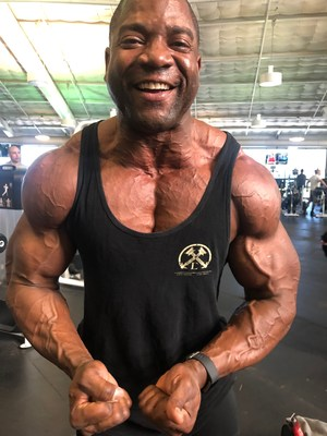 Mon Ethos Pro Athlete Xavisus Gayden to compete in the IFBB/NPC Governor's Cup in Sacramento, California on Saturday, March 30