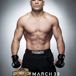 MMA Superstar, Tito Ortiz, will award Bodybuilders at Governor's Cup Competition