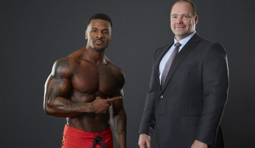 Mon Ethos Pro Bodybuilder Suraqah Shabazz wins at 2019 IFBB NorCal Championships