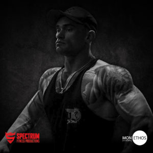 Mon Ethos Pro Athlete Ethan Coro to compete in the 2019 IFBB PRO LEAGUE/NPC Northern California Championship in Sacramento, California on Saturday, June 8