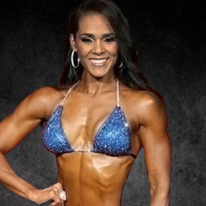 IFBB Pro Sarah Gayden to compete in the 2019 NorCal Championship in Sacramento, California on Saturday, June 8 according to Mon Ethos Pro President, David Whitaker