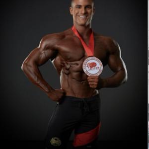 Mon Ethos Pro President David Whitaker announces signing of IFBB Men's Physique Bodybuilder Zach Savoie