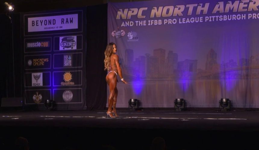 2019 IFBB PRO LEAGUE / NPC North America – Day 1