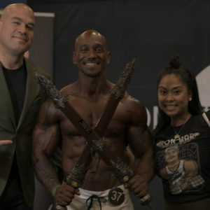 IFBB Pro Dean Ballabis interviews Myron Griffin (@its_myron_tyf707)