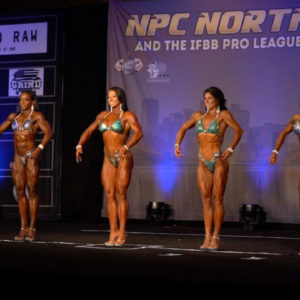 2019 IFBB PRO LEAGUE / NPC North America – Day 2
