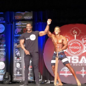 Mon Ethos Pro at the Gold Coast Muscle Classic