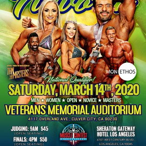 NPC/IFBB 2020 Fit World Championships